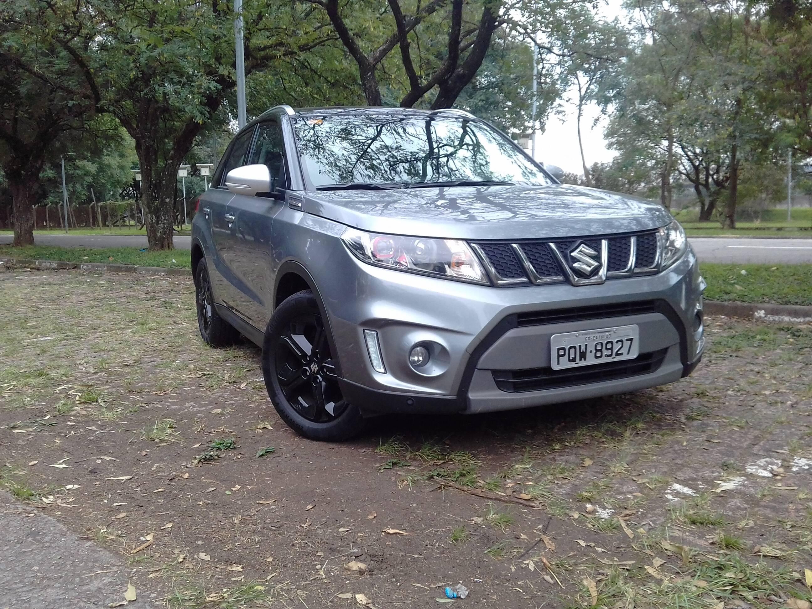Suzuki Vitara 4Sport. Foto: Divulgação