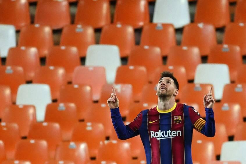 11 - Messi. Foto: Lance!