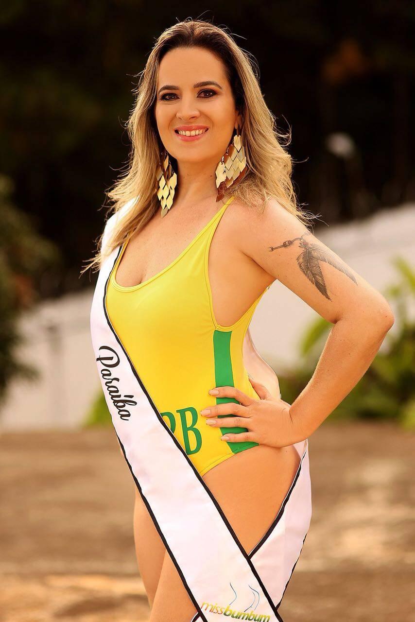 Suelen Nóbrega, 34 anos, 107cm de bumbum, Paraíba, Auxiliar Administrativa. Foto: PATRICK BRITO | MBB18