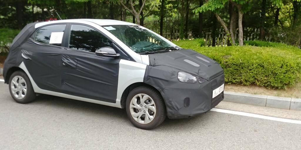 Hyundai HB20. Foto: Reprodução/Bobaedream