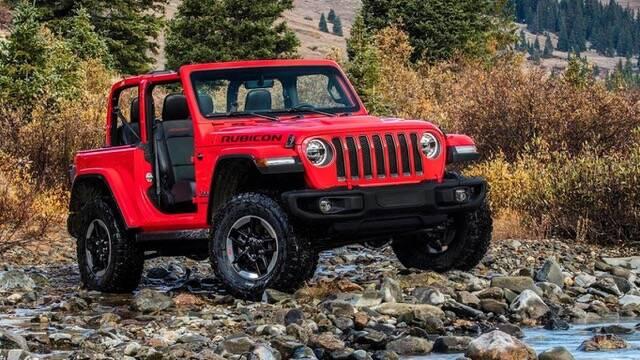 O Jeep Wrangler 2019 mantém a identidade e robustez do modelo original que iniciou a saga da marca . Foto: Divulgação