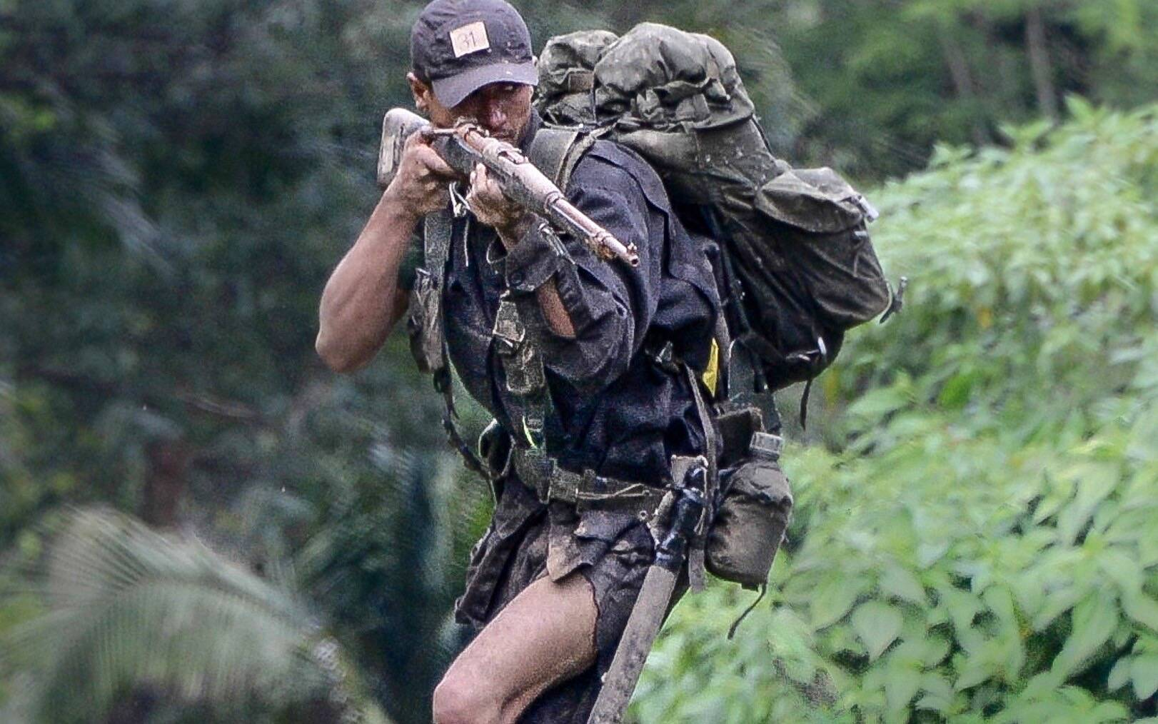 O curso de formação de Operadores do COE leva os alunos à situações físicas e psicológicas limite, para simular as condições reais que encontrarão em suas missões no mundo real. Foto: Major PM Luis Augusto Pacheco Ambar