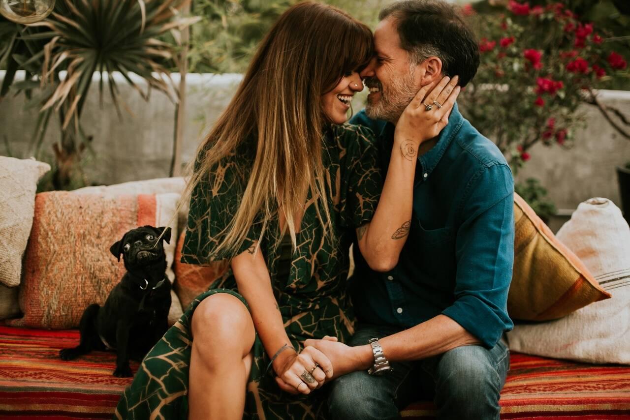 """""""The Best Of The Best 2018"""" para as melhores fotos de noivado - 5º lugar - Ana Hinojosa. Foto: Instagram/Ana Hinojosa/Reprodução"""