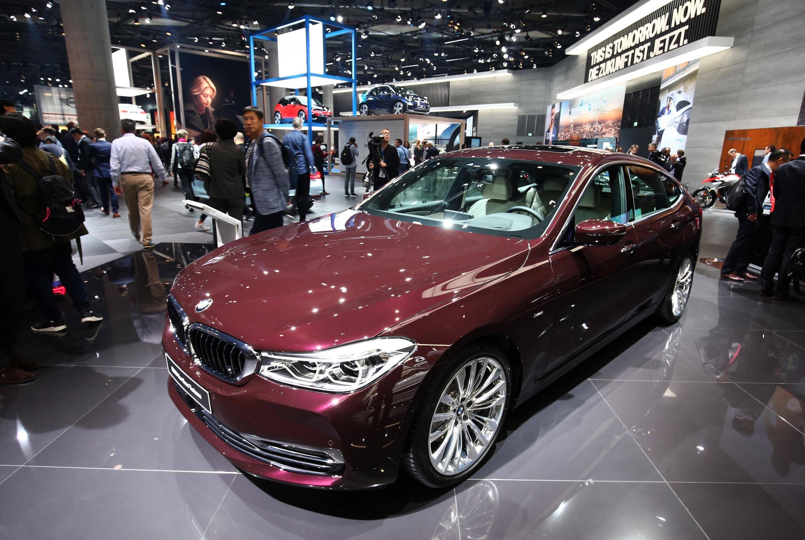 BMW Serie 6. Foto: Newspress