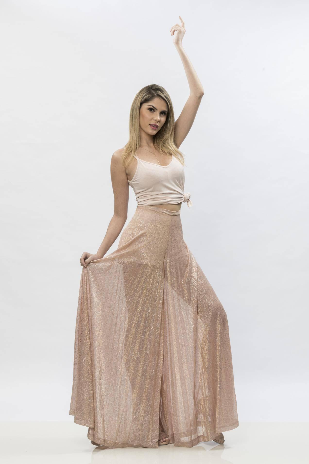 Bárbara Evans, modelo e atriz, 26 anos. Foto: Divulgação