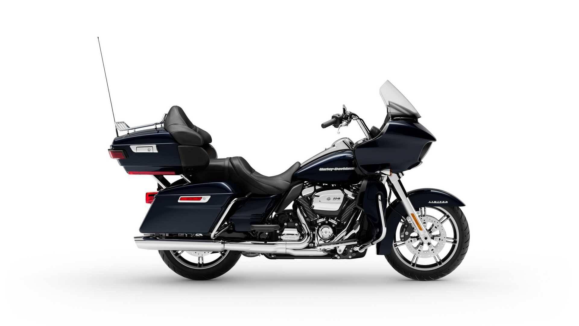 Novas Harley-Davidson da linha 2020. Foto: Divulgação