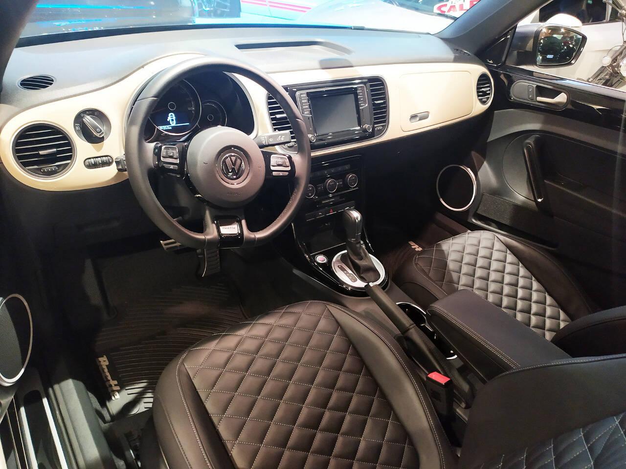 VW Fusca Final Edition. Foto: Divulgação