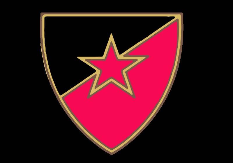 Escudo - Estrella Roja. Foto: Reprodução