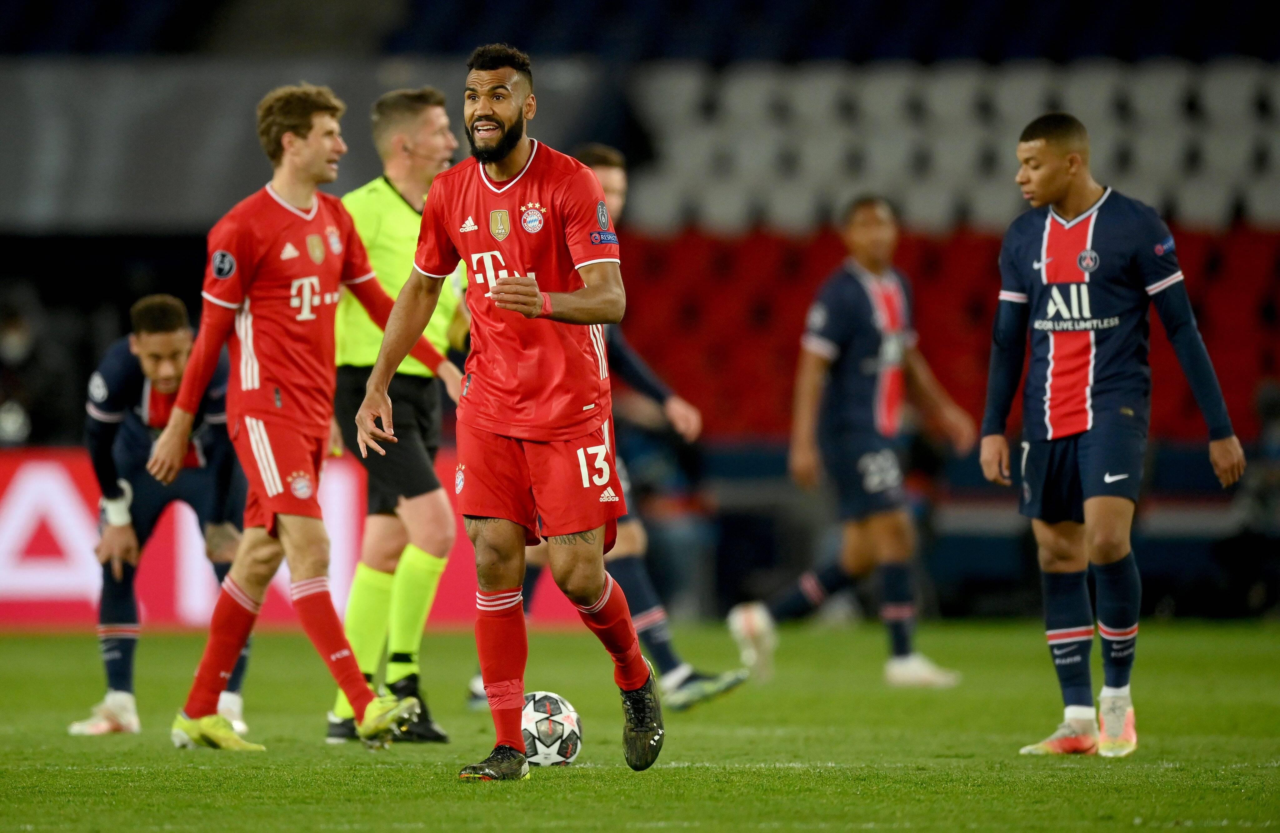 Foto: PSG X Bayern