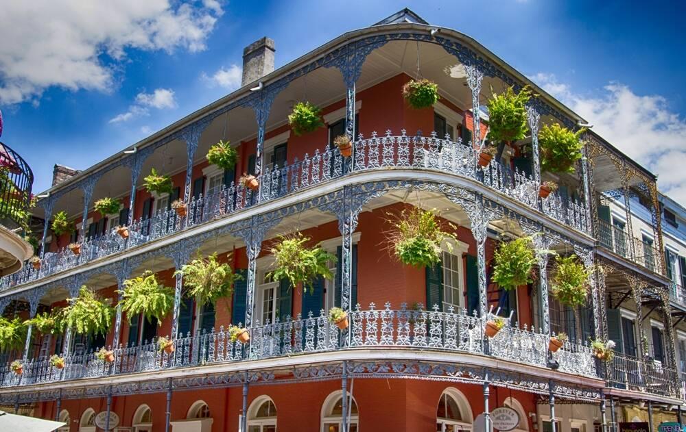 Hotel Provincial, em New Orleans. Foto: Reprodução
