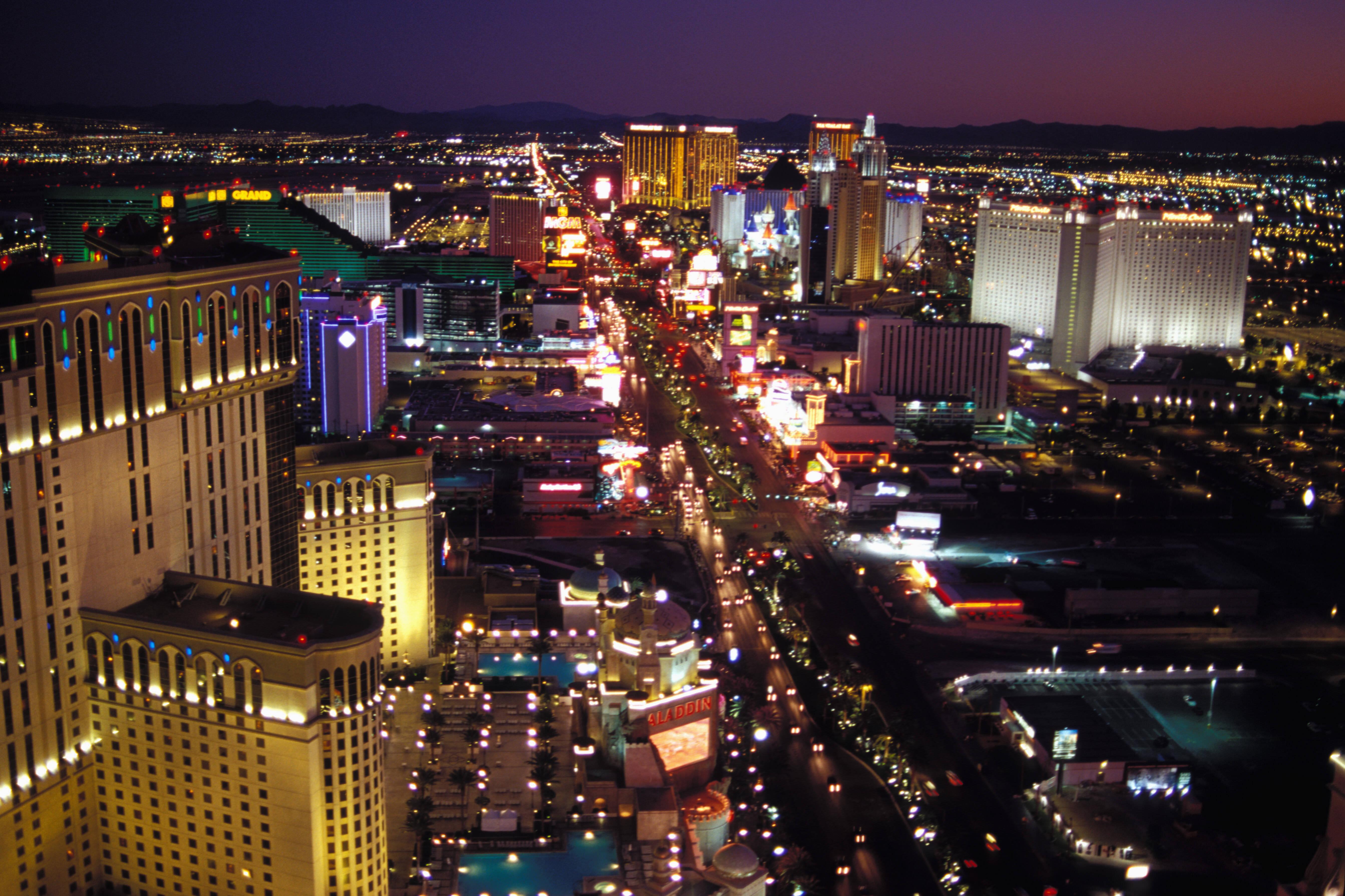 Em Las Vegas, Minotauro recomenda a balada XS, do hotel Encore. Foto: Getty Images