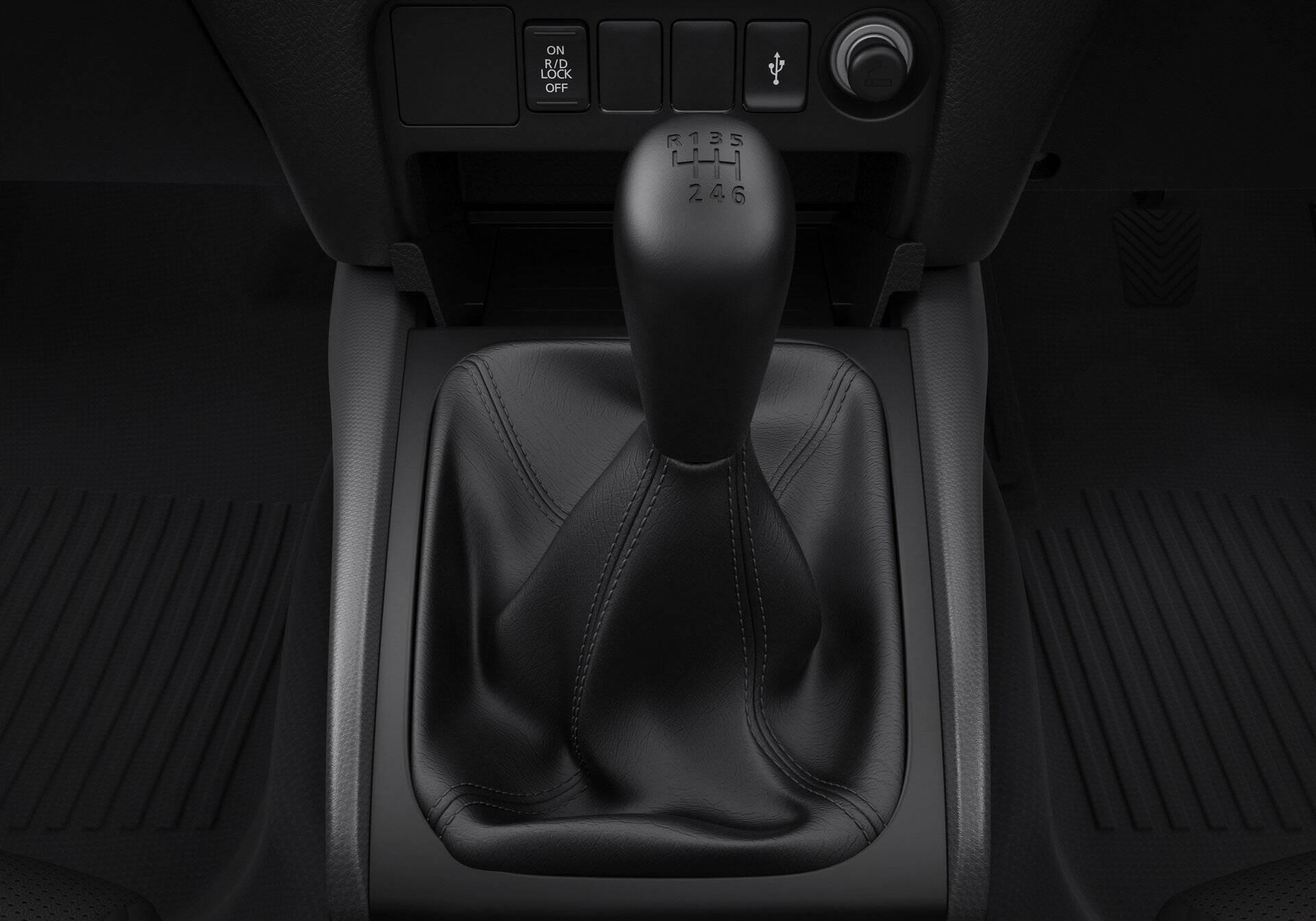 Nova Mitsubishi L200 Triton. Foto: Divulgação