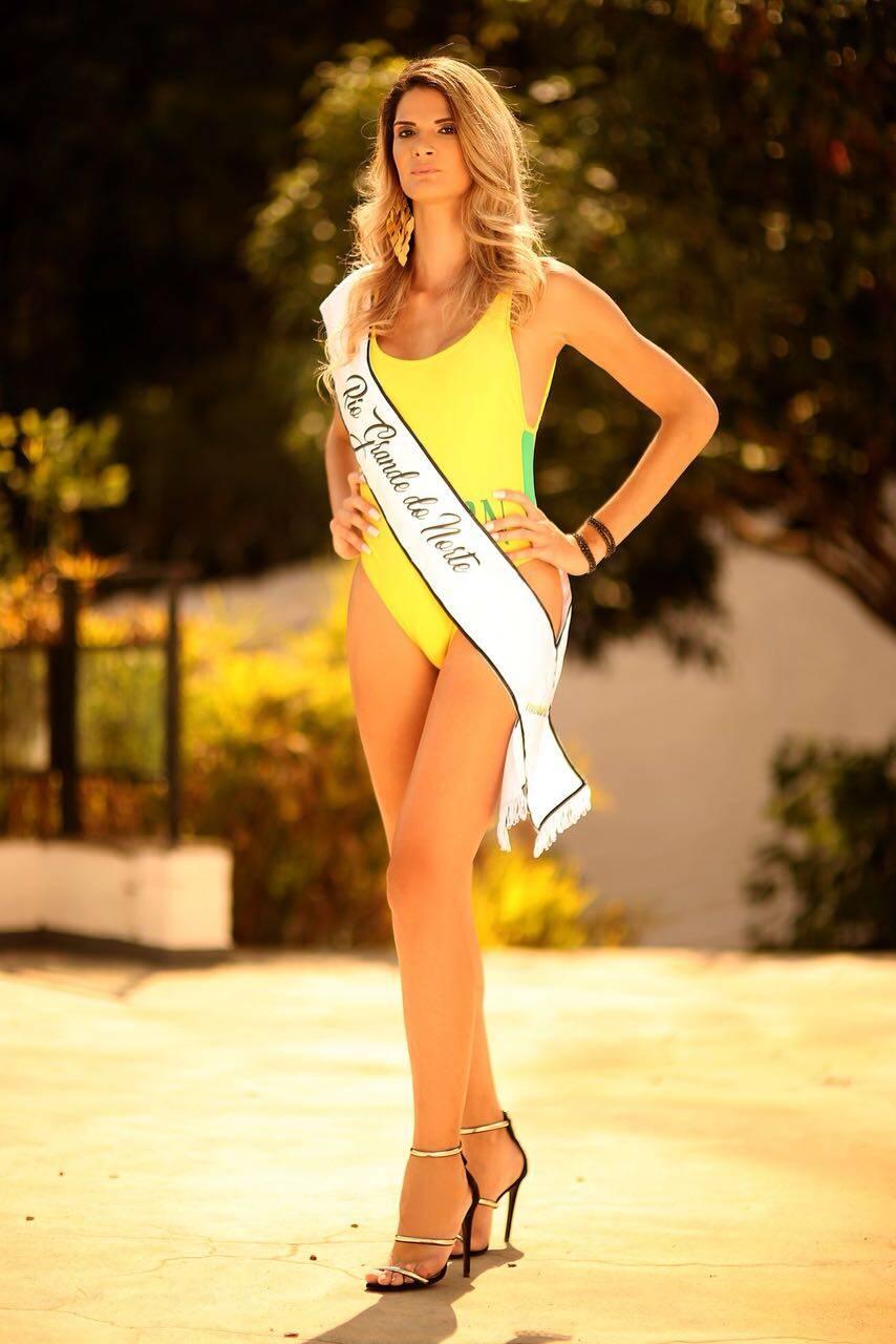 Giovanna Spinella, 28 anos, 100cm de bumbum, Rio Grande do Norte, Modelo e Cantora de Funk. Foto:  PATRICK BRITO | MBB18