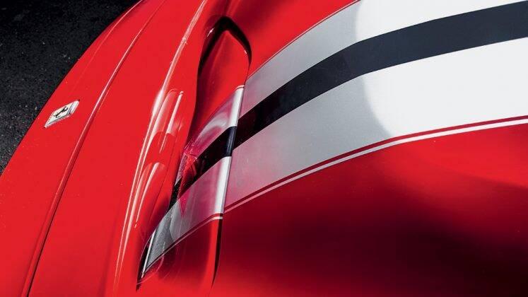Ferrari 488 Pista. Foto: Wolfang
