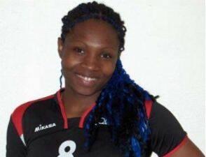 Veronica Gomez tinha 26 anos e era jogadora de vôlei. Jogava no Azebaijão, mas estava no seu país quando não resistiu a uma parada respiratória.. Foto: Reprodução