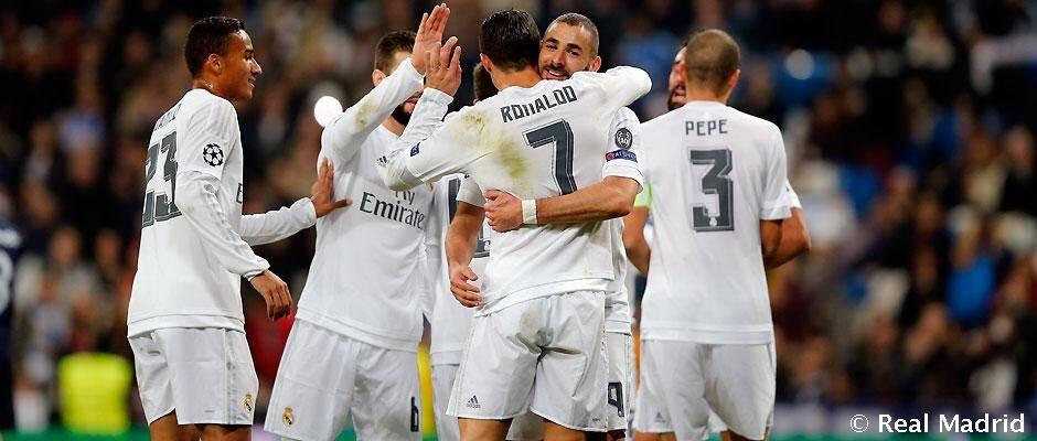 Foto: Real Madrid/Divulgação