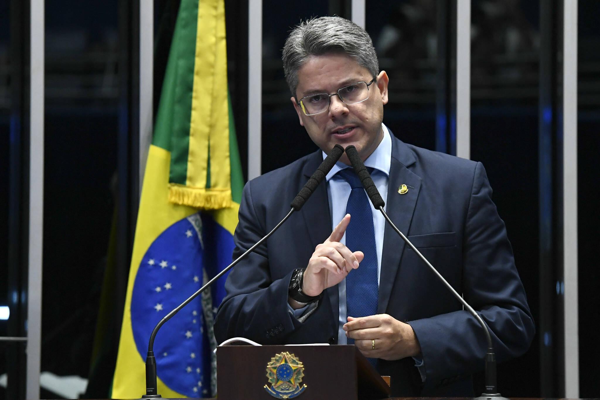Alessandro Vieira (Cidadania-SE). Foto: Marcos Oliveira/Agência Senado - 18.6.19