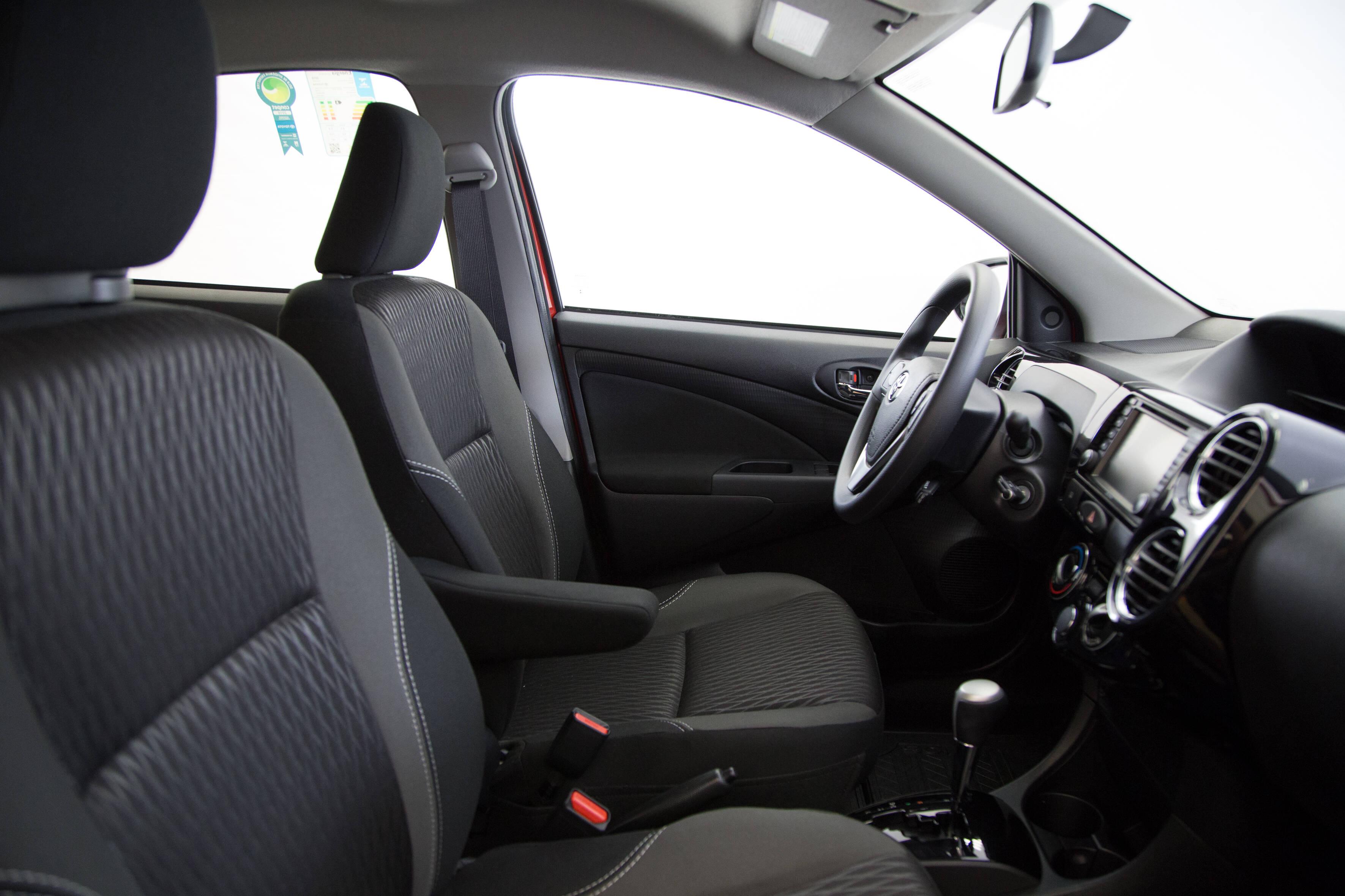 Toyota Etios X 1.3. Foto: Divulgação