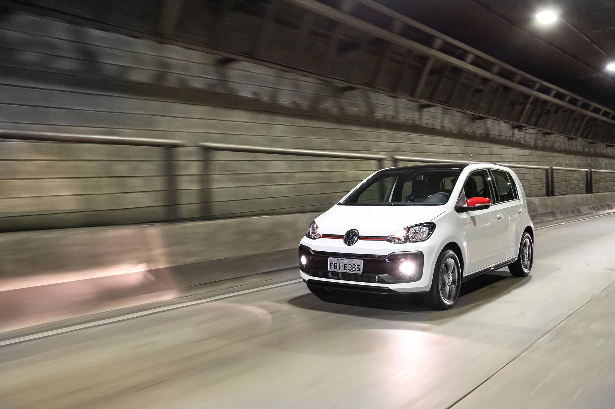 Volkswagen Up Pepper. Foto: Divulgação/Volkswagen