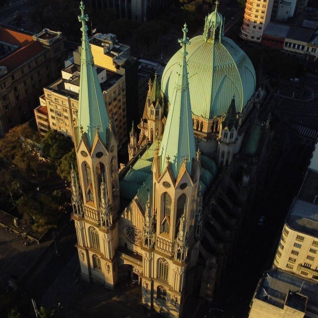 Catedral da Sé. Foto:  catedraldasesp