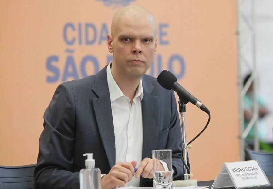 Foto: André Bueno/Câmara Municipal de São Paulo