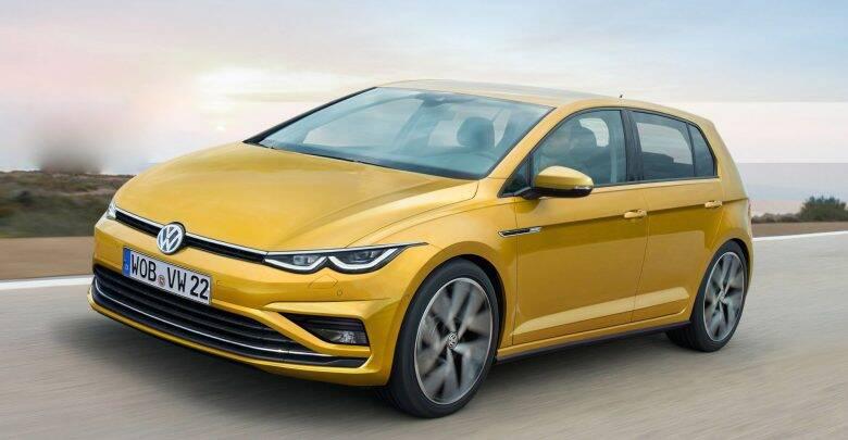 Golf VIII: como mostra a projeção do site Dream Auto Car, o carro da Volkswagen será muito mais arrojado em termos visuais. . Foto: Reprodução/Dream Auto Car