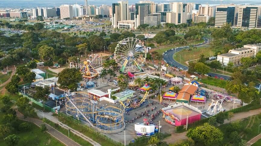 Ingressos para o parque ao ar livre custam a partir de R$79,99. Foto: Reprodução/Viaja Brasil