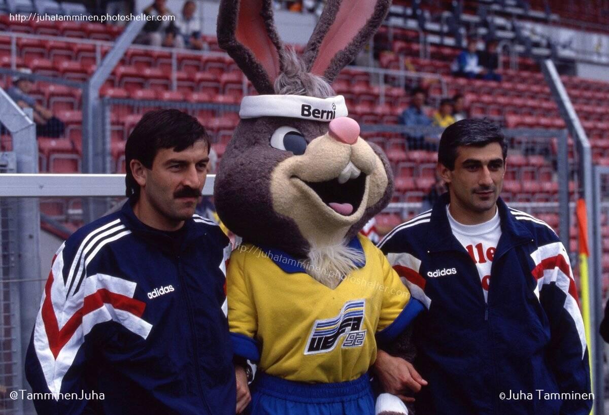 Rabbit - Suécia (92). Foto: Reprodução