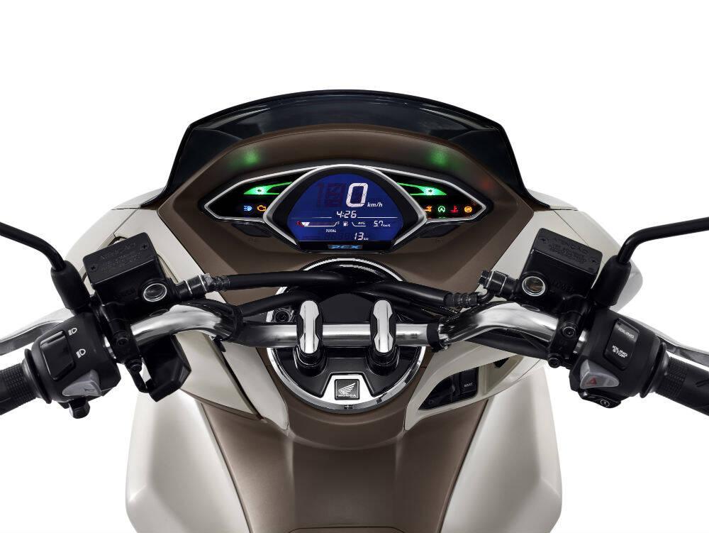 Honda PCX 2019. Foto: Divulgação