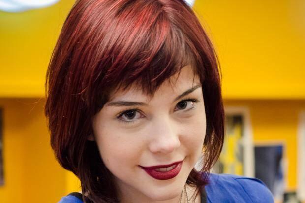 Bia Arantes é uma atriz versátil e já marcou presença em inúmeras produções. Foto: Divulgação / Globo