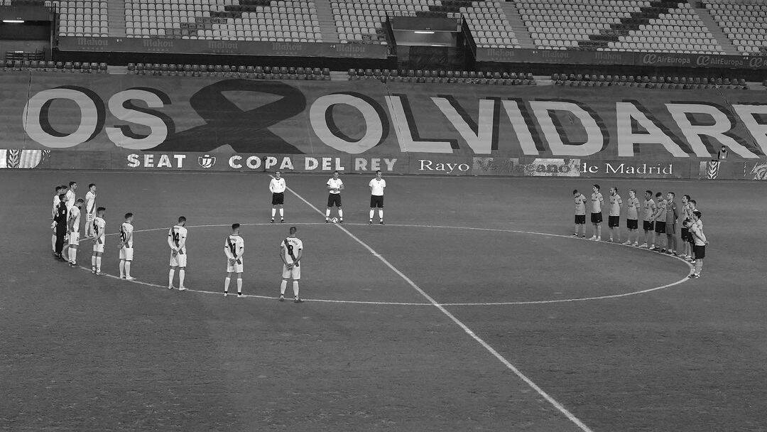 Rayo Vallecano x Barcelona. Foto: Reprodução / Instagram