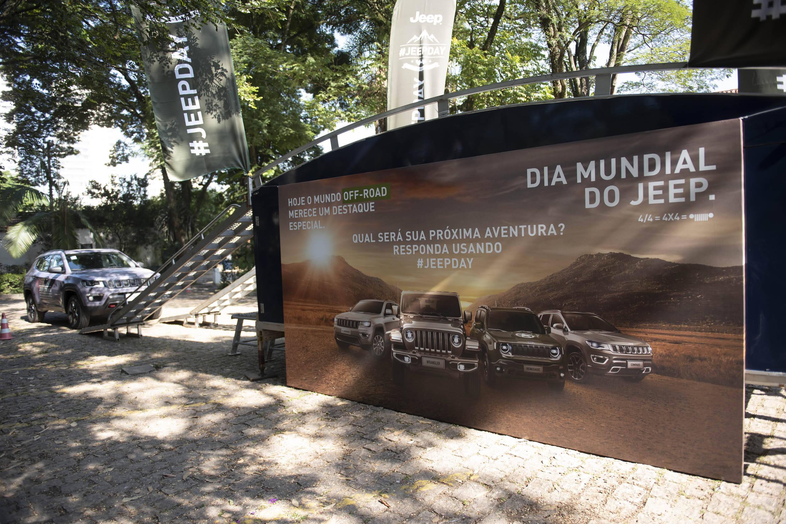 Jeep Day. Foto: Divulgação