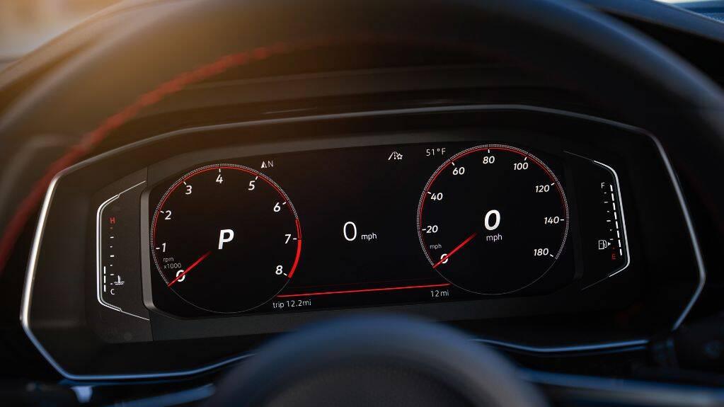 VW Jetta GLI. Foto: Divulgação