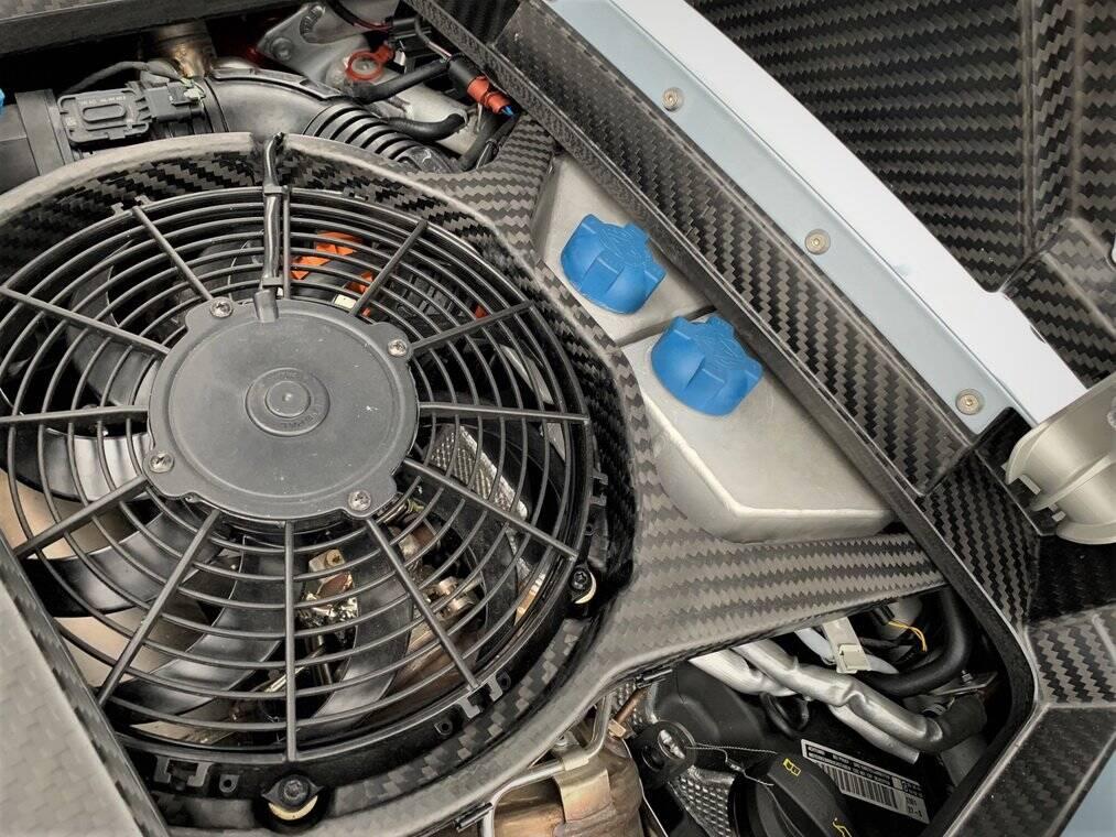 VW XL1. Foto: Divulgação