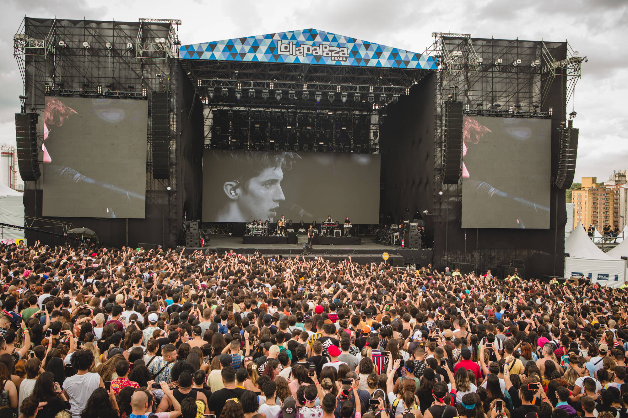 Lollapalooza 2019 - Troye Sivan. Foto: Divulgação/Lollapalooza