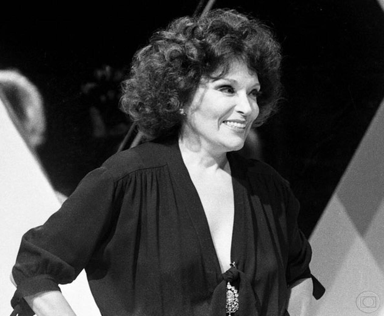 Bibi Ferreira nasceu no dia 1 de junho de 1922, no Rio de Janeiro. Foto: Reprodução/ TV Globo