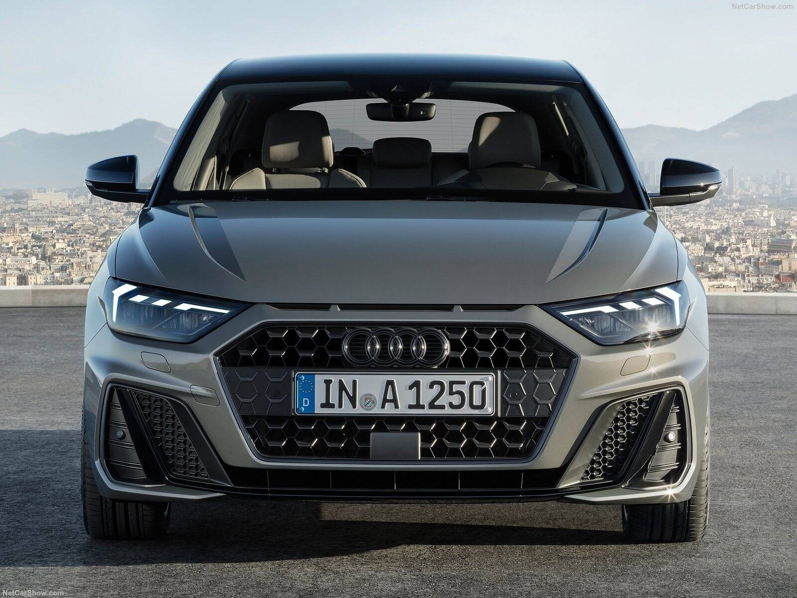 Audi A1 Sportback. Foto: Divulgação