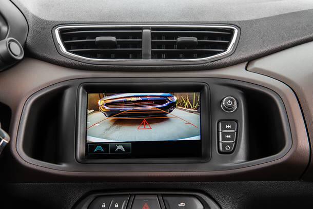 Chevrolet Prisma. Foto: Divulgação