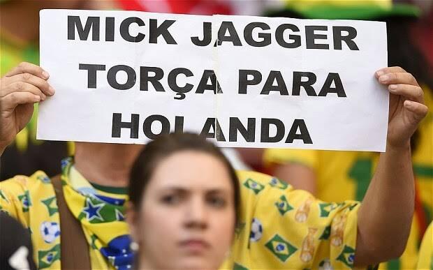 Mick Jagger. Foto: Reprodução