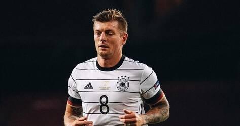 7 - Toni Kroos (Real Madrid). Foto: Reprodução/Instagram