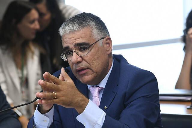 Eduardo Girão. Foto: Agência Senado