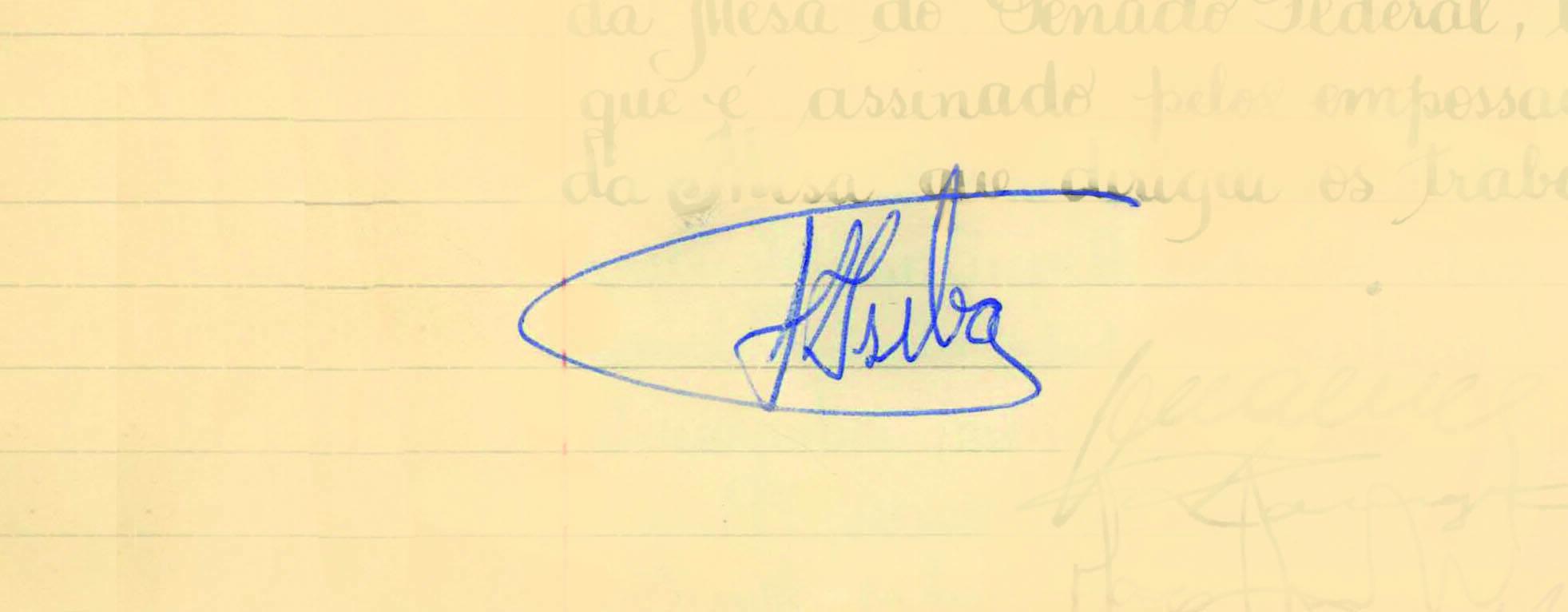 Lula sucedeu Fernando Henrique e também exerceu dois mandatos, entre 2003 e 2010. Foto: Reprodução / Senado Federal