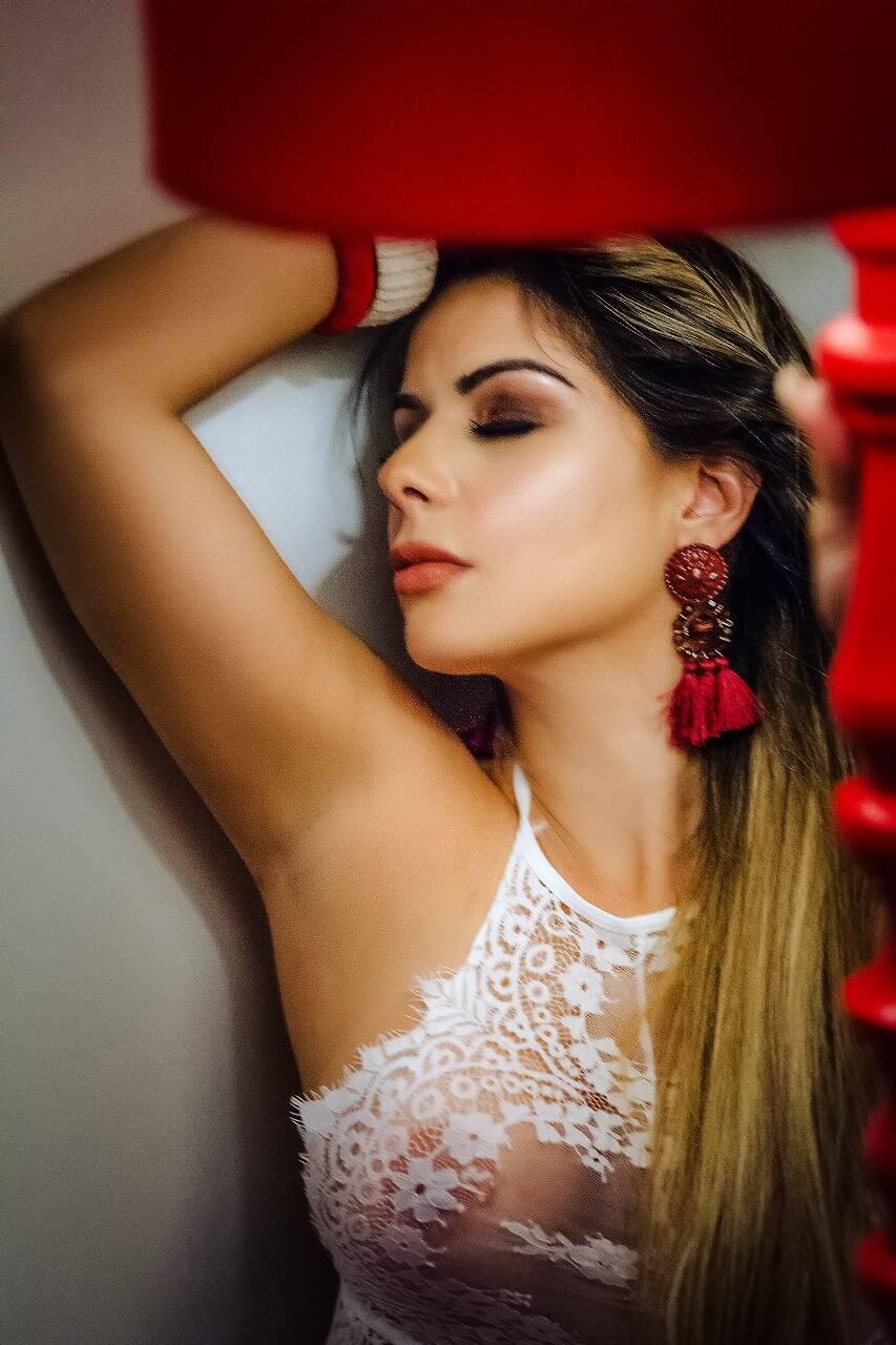 Vanessa Perez, Ex-bailarina do Faustão, deixou a carreira após vencer o Musa do Brasil 2017 e está se concentrando em própria grife. Foto: Divulgação