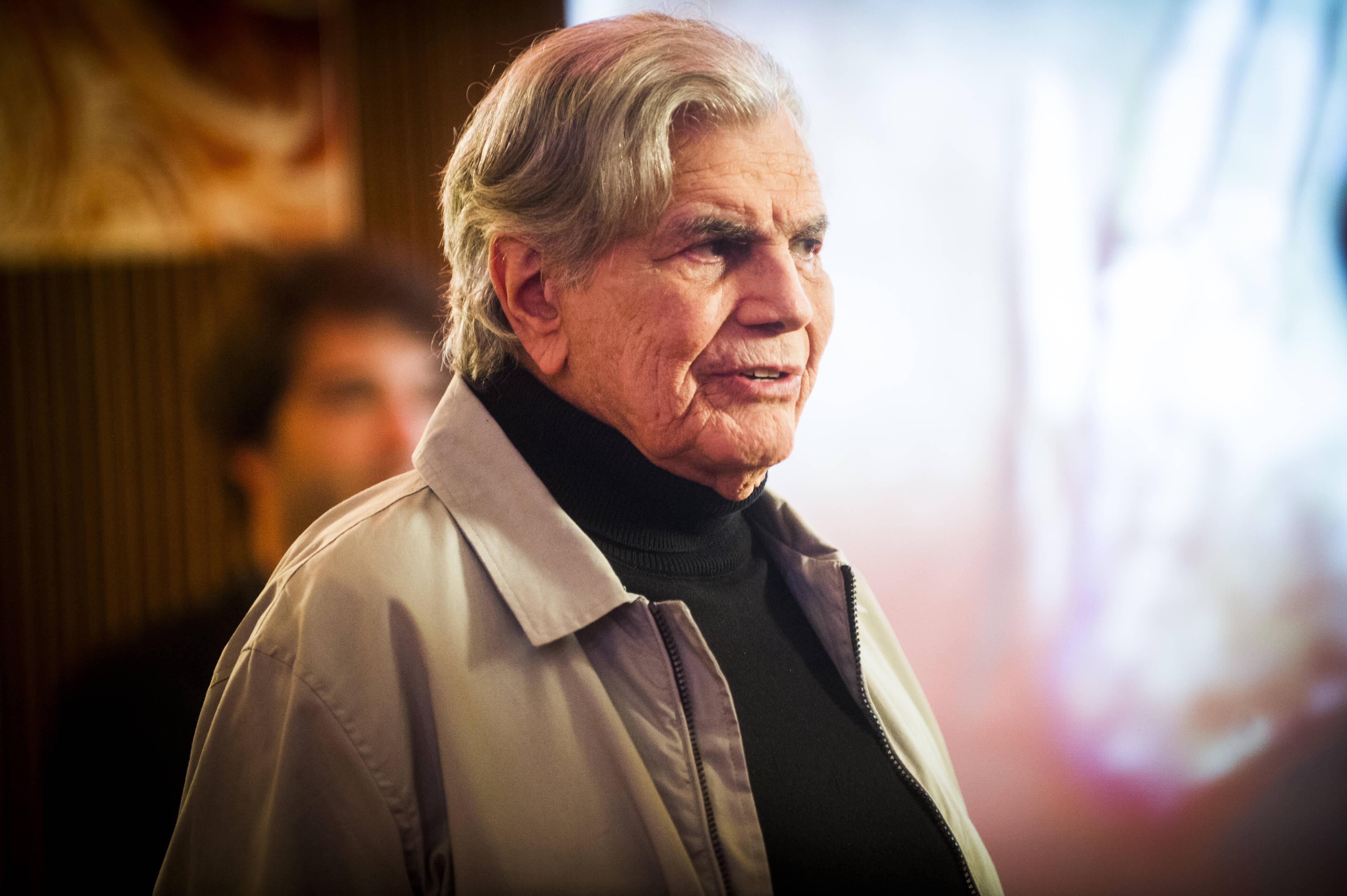 Tarcísio Meira estava bem como Fausto, mas passou boa parte da novela de cama. Foto: Divulgação/TV Globo