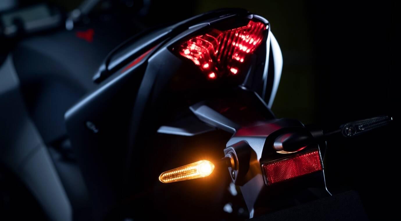 Yamaha MT-03 2021. Foto: Divulgação