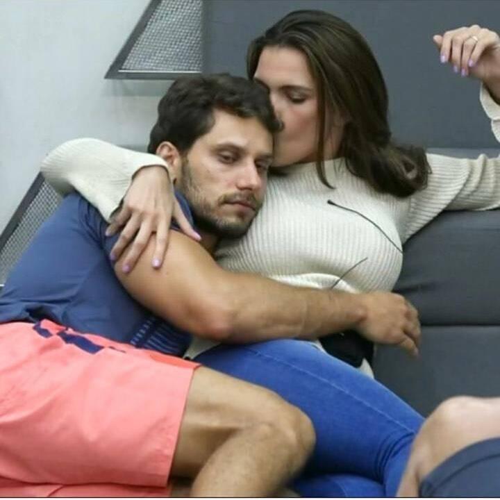 """Na terça-feira (11), Eliéser e Kamilla Salgado, que haviam se despedido do """"Power Couple"""" retornaram ao reality após repescagem e bombaram nas redes sociais. Foto: Reprodução/Instagram"""