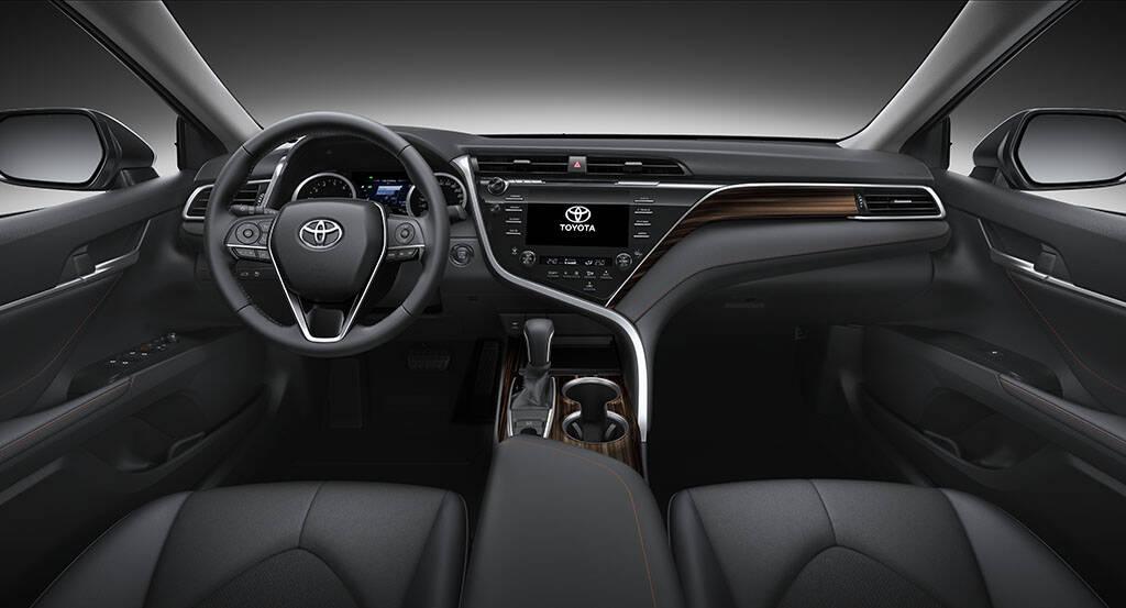 Toyota Camry. Foto: Divulgação