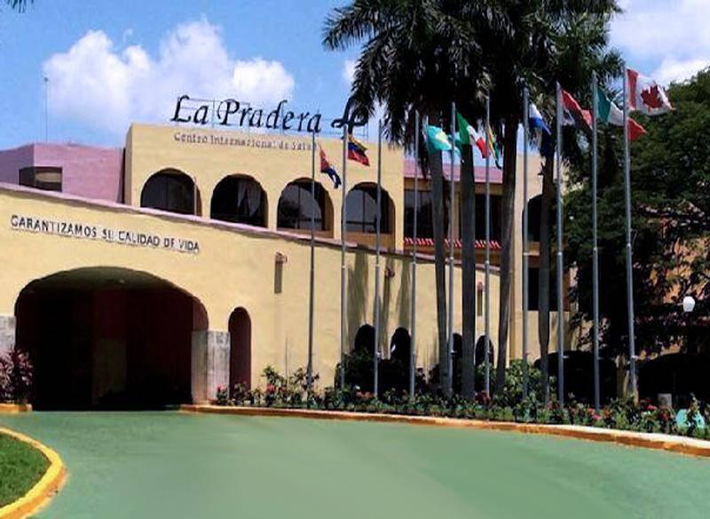 Local onde fica a casa de Maradona. Foto: Reprodução