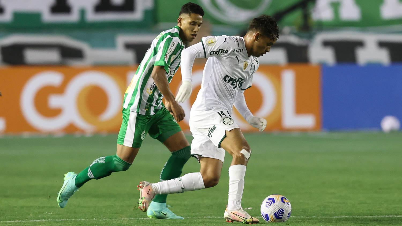 Juventude x Palmeiras. Foto: Cesar Greco / Palmeiras