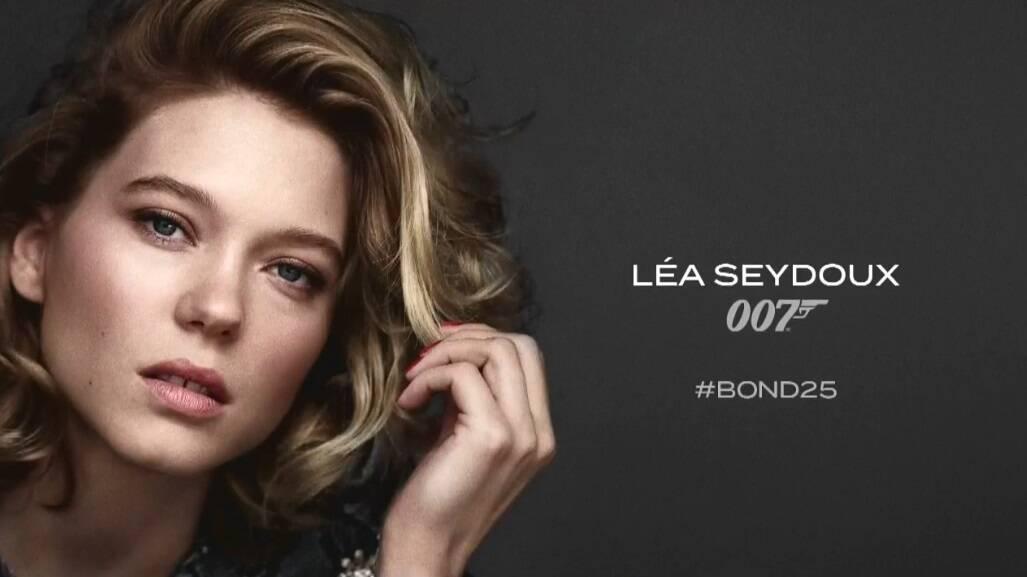 """Elenco de """"Bond 25"""". Foto: Reprodução/Facebook"""